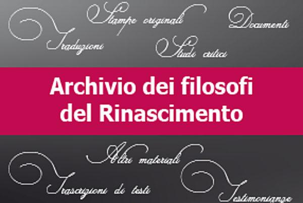 ArchivioRinascimento