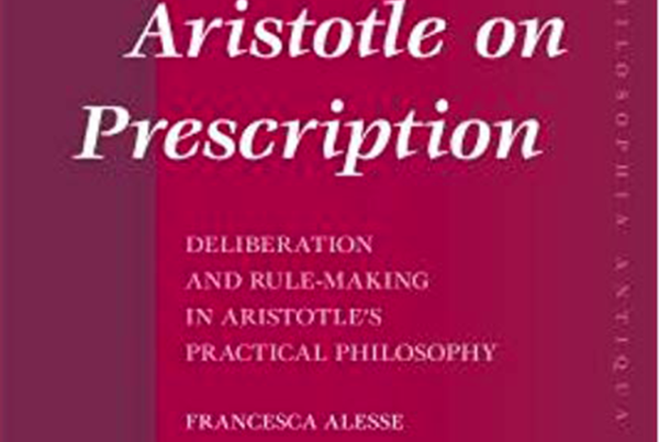 copertina aristotele